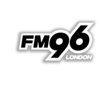 Logo of radio station CFPL FM96