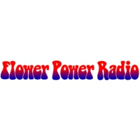 Logo de la radio Flower Power Radio