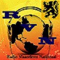 Logo of radio station Radio Vlaanderen Nationaal