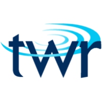 Logo of radio station TWR Trans World Radio UK