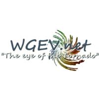 Logo of radio station WGEV Radio Geneva College