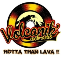 Logo of radio station Volcanik Webradio