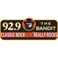 Logo of radio station KURK The Bandit 92.9
