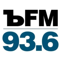 Logo of radio station Коммерсантъ FM 93.6