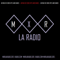 Logo of radio station Mxr la  Radio