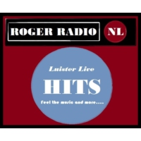 Logo of radio station Roger Radio