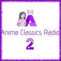 Logo of radio station Anime Classics Radio 2