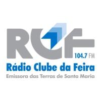 Logo of radio station Rádio Clube da Feira