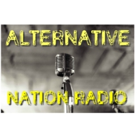 Logo of radio station Alternative Nation Radio