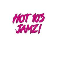 Logo of radio station KPRS Hot 103 Jamz