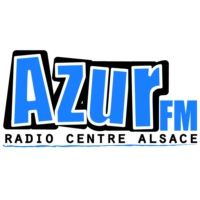 Logo of radio station Azur FM 93.3