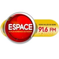 Logo de la radio Espace 91.6