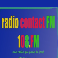 Logo of radio station Radio Contact FM