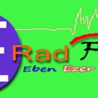 Logo of radio station Eben Ezer Radio Lubumbashi 89.2mhz