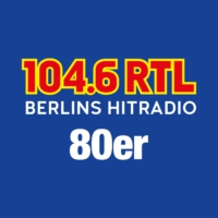 Logo of radio station 104.6 RTL Best of the 80s