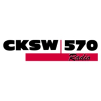 Logo of radio station CKSW 570