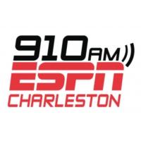 Logo of radio station WTMZ ESPN Charleston