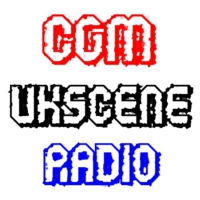Logo de la radio CGM UK Demoscene radio
