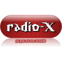 Logo of radio station RadioXnz