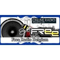 Logo of radio station free radio belgium