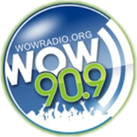 Logo of radio station WOWB