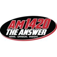 Logo of radio station WHK AM 1420 The ANSWER