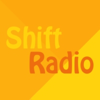 Logo of radio station Shift Radio