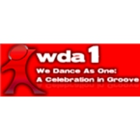 Logo of radio station WDA1