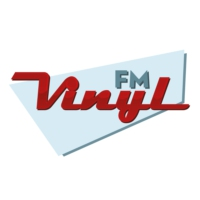 Logo of radio station Vinyl FM
