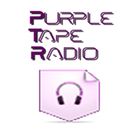 Logo of radio station Purple Tape Radio