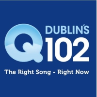 Logo of radio station Dublin's Q102