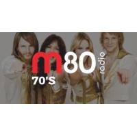 Logo de la radio M80 Rádio - 70's