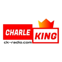 "Logo of radio station CHARLEKING ""CK-RADIO"""