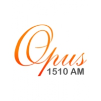 Logo of radio station XEQI Opus 1510 AM
