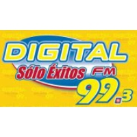 Logo de la radio Digital 99 - SOLO EXITOS