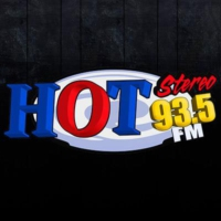 Logo of radio station Hot Stereo