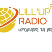 Logo of radio station Lill' UP Radio