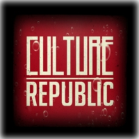 Logo of radio station Culture Republic