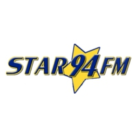 Logo of radio station KNCO Star 94.1 FM