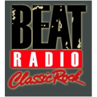 Logo of radio station Rádio Beat