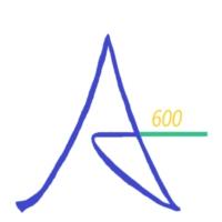 Logo of radio station Altitude 600