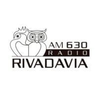 Logo of radio station Radio Rivadavia AM 630