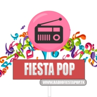 Logo of radio station Radio Fiesta Pop