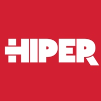 Logo of radio station Hiper Fm