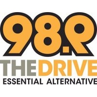 Logo de la radio CKLC The Drive 98.9