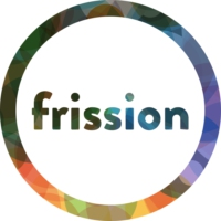 Logo of radio station Frission Radio