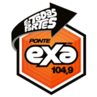 Logo of radio station EXA