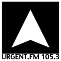 Logo of radio station URGent Radio
