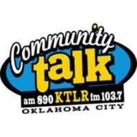 Logo of radio station KTLR Talk AM 890