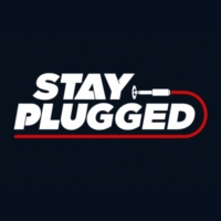 Logo of radio station STAY PLUGGED